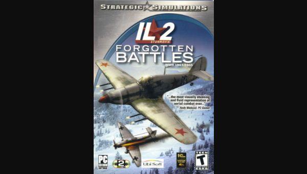 IL-2 Sturmovik: Forgotten Battles