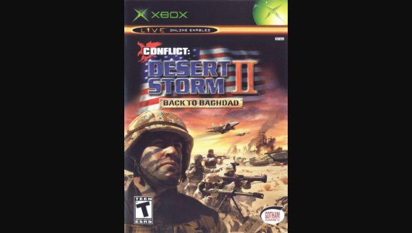 Conflict: Desert Storm 2 - Back to Baghdad