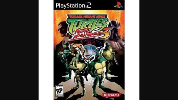 Teenage Mutant Ninja Turtles 3 Mutant Nightmare