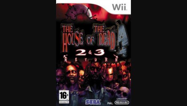 House of the Dead: 2 & 3 Return