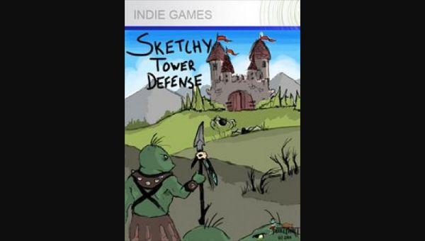 Sketchy Tower Defense