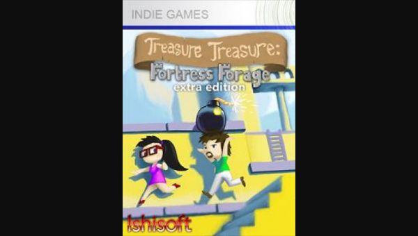 Treasure Treasure: Fortress Forage: Extra Edition