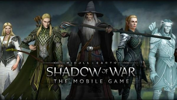 Middle-Earth: Shadow of War The Mobile Game