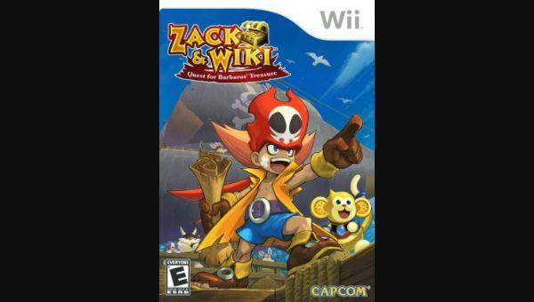 Zack & Wiki: The Quest For Barbaros Treasure