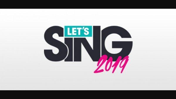 Let's Sing 2019