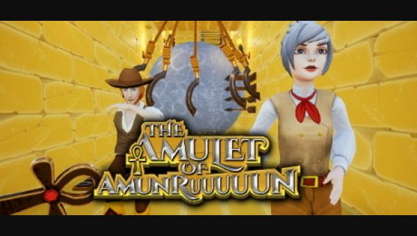 The Amulet of AmunRuuUUUN