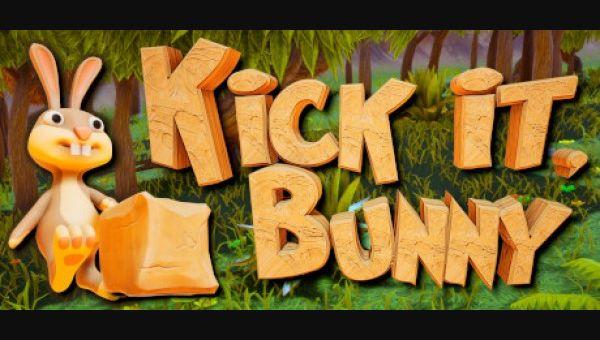 Kick it, Bunny!