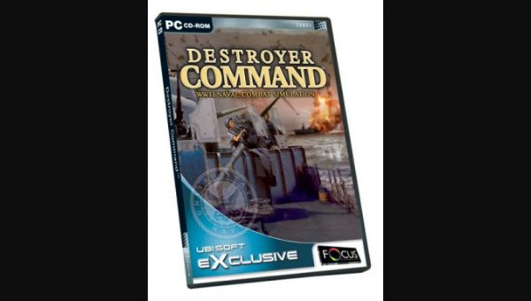 Destroyer Command: WWII Naval Combat Simulator